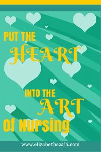 Reconnect to the Nurse Within via the Art of Nursing #artofnursing