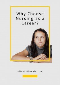 Nursing - if you are considering this a career, what are the barriers?