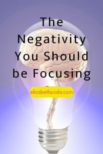 The Negativity You Should be Focusing On