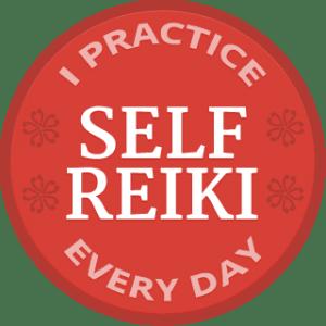 Self-Reiki-Badge