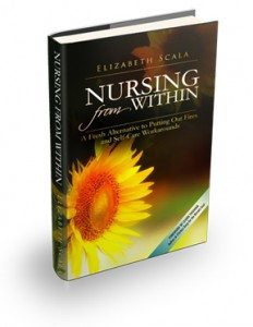 Nursing from Within: A Fresh Alternative to Putting Out Fires and Self-Care Workarounds by Elizabeth Scala