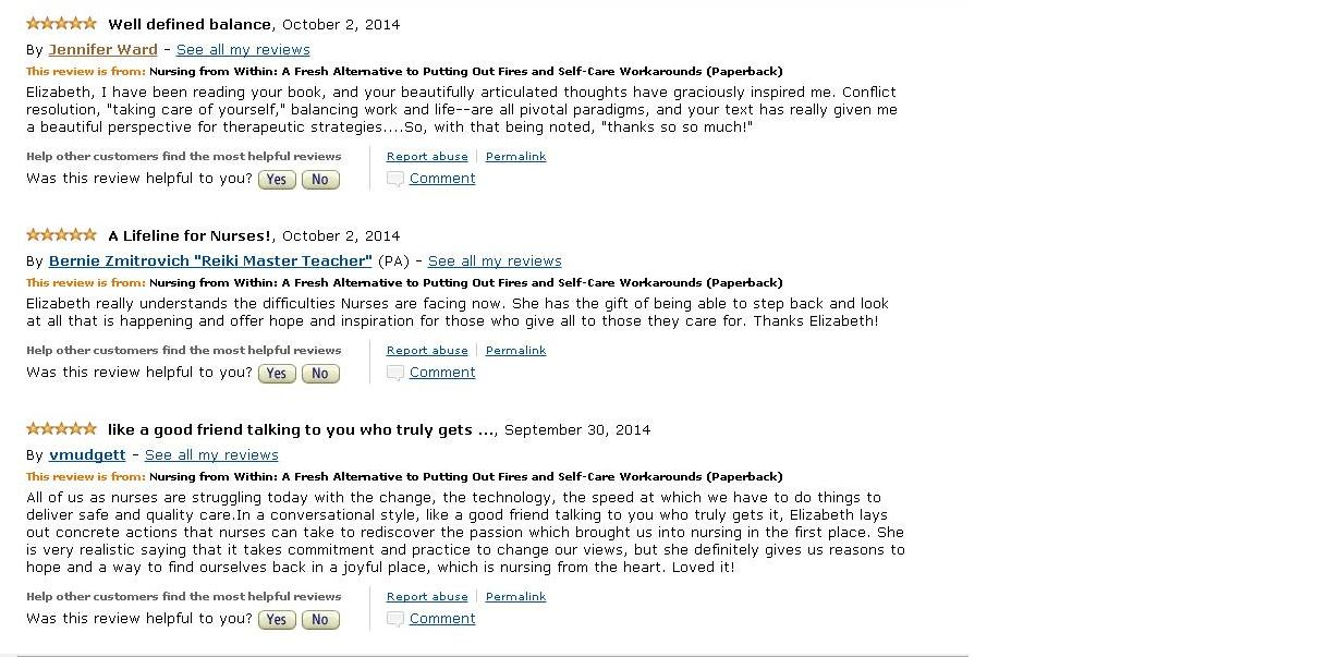 nursing from within amazon reviews 2