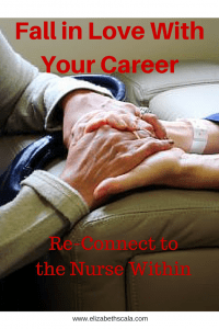 4 Simple Steps to Enjoying Your Nursing Career #nursingfromwithin