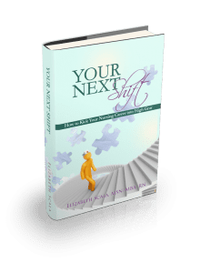 Your Next Shift: Virtual Book Tour #yournextshift