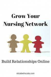 Grow Your Reach: Build Your Nursing Network Online #yournextshift #nursingfromwithin