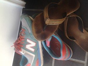 Elizabeth Scala's Shoes