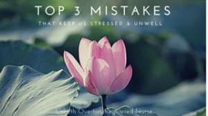 Top 3 Mistakes that Nurses Make #nursingfromwithin #artofnursing