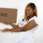 Taylor Nix with The Nurse Box