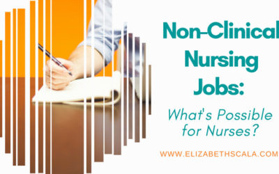 Non-Clinical Nursing Jobs
