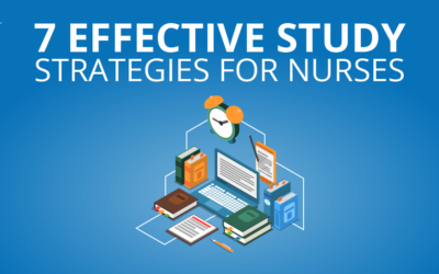 7 Effective Study Strategies for Nurses