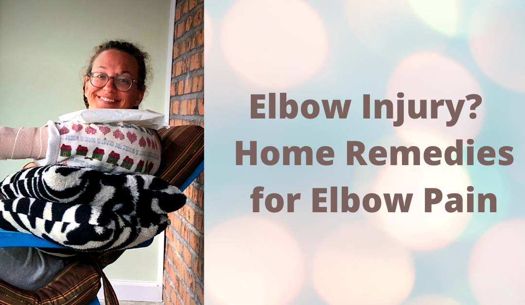 Elbow Injury? Here's Some Home Remedies for Elbow Pain