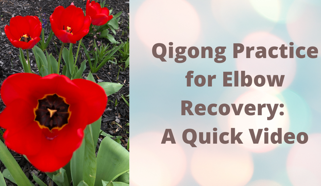 Qigong Practice for Elbow Recovery: A Short Video
